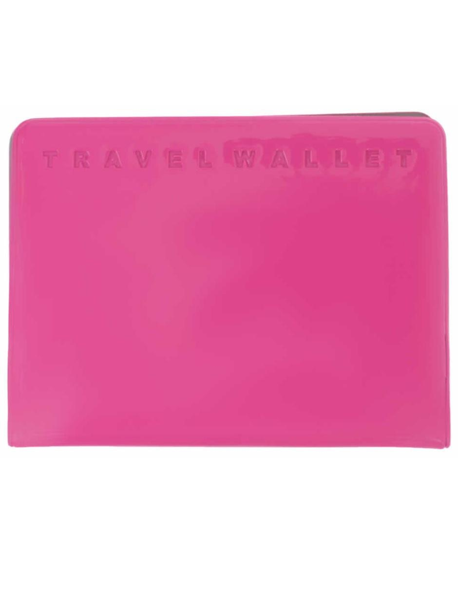 f1511f0f8 4Travel Porta Pasaporte Rosa Precio Sugerido