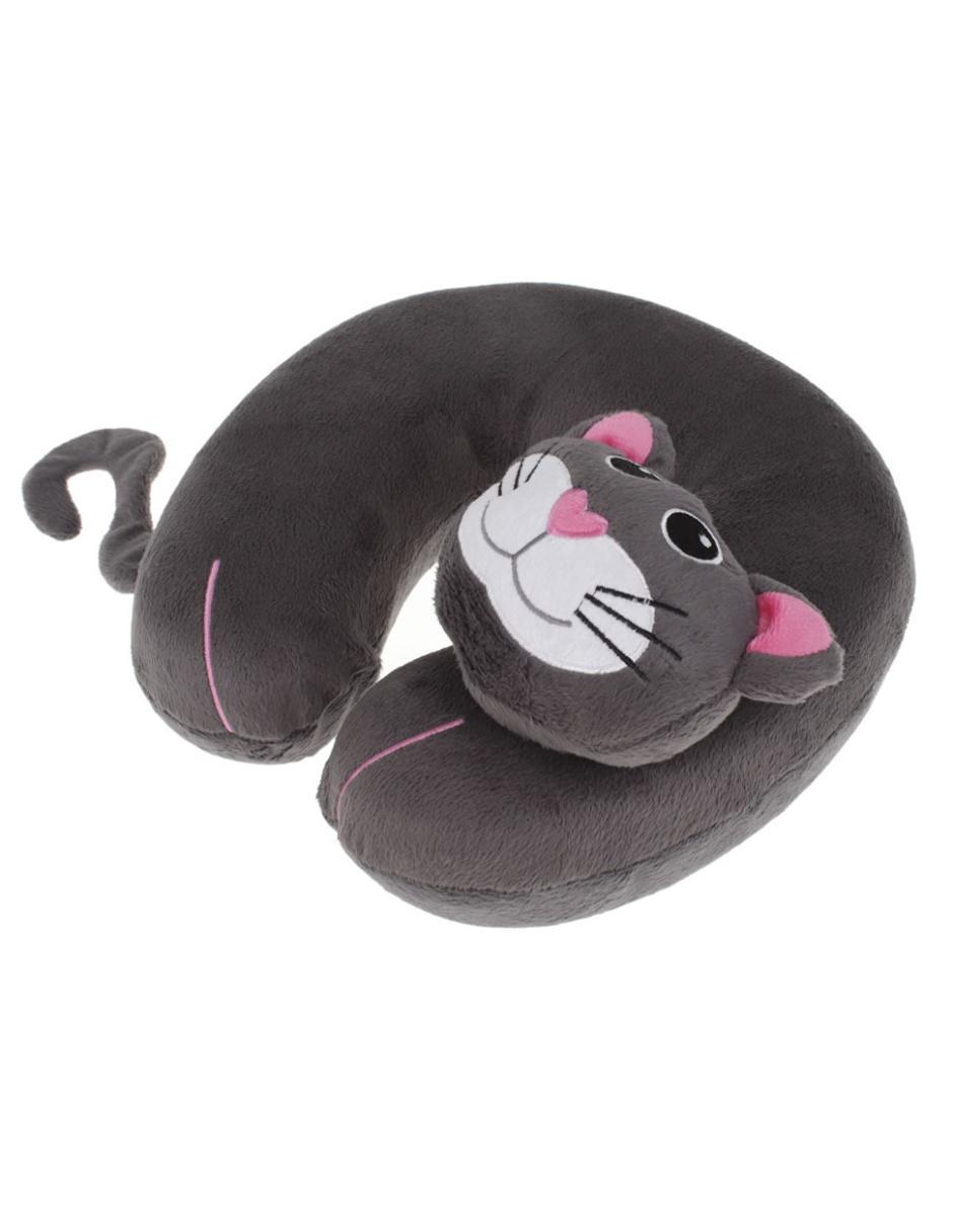 Almohada para Cuello con Forma de Gato en Liverpool